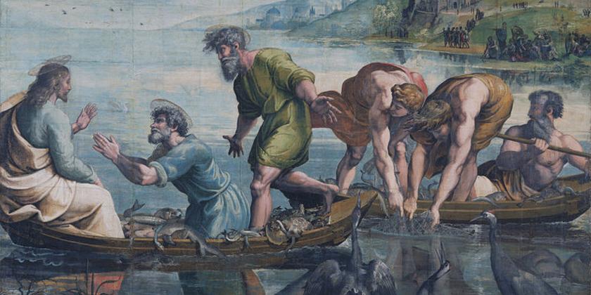 Pescatore di uomini