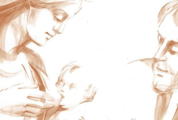 Il grembo della madre
