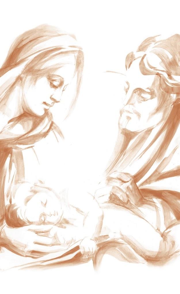 PROBLEMI DELLA SANTA FAMIGLIA, domenica della Santa Famiglia A