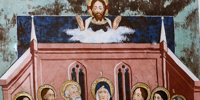 """Cristo ascoltaci, Cristo esaudiscici"""