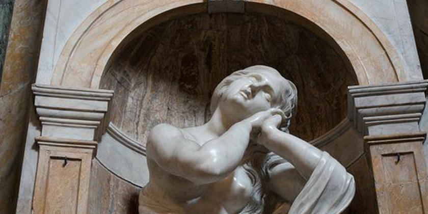 Le lacrime e l'amore di Maria Maddalena