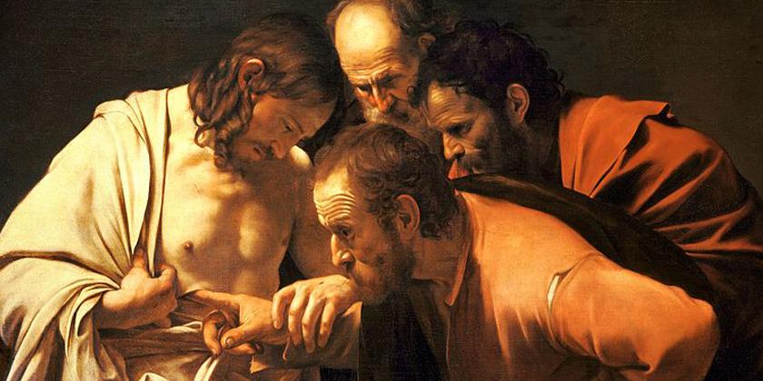 Tommaso: la Pasqua del perdono