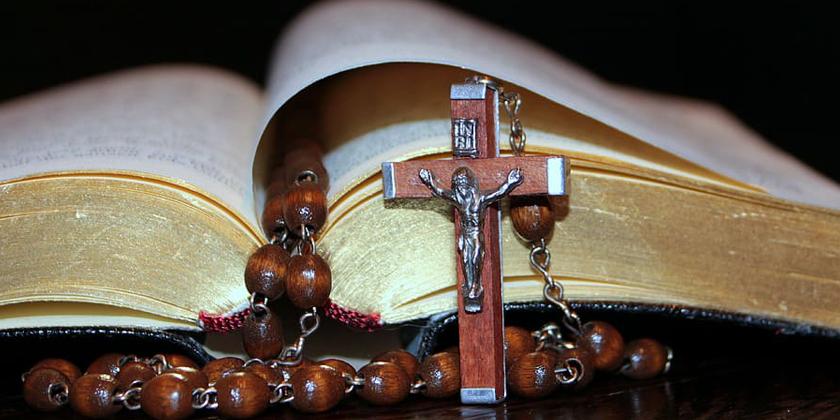Spunti per il rosario del mese di maggio