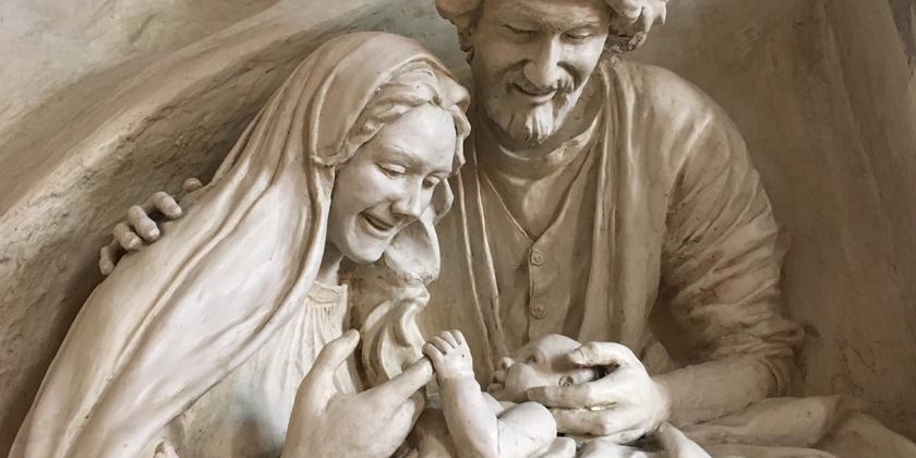 Rallegrati, piena di Grazia,il Signore è con te!