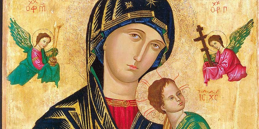 """""""Madre di Dio"""""""
