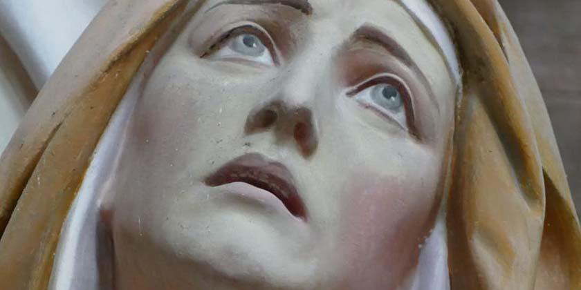 """""""Non temere Maria. Il Signore è con te"""""""