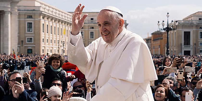 La devozione a Maria di Papa Francesco