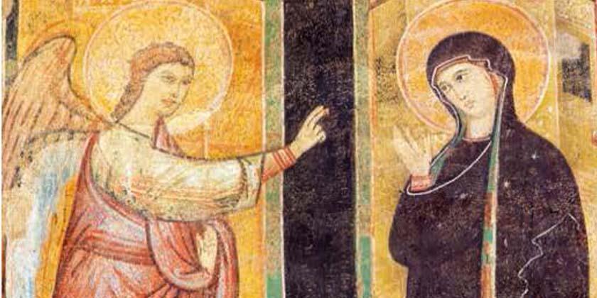 """""""Madre della divina grazia"""""""