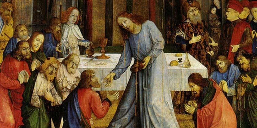 Tra la Trinità e il Corpo e Sangue di Cristo