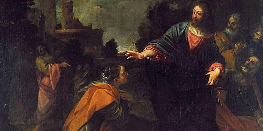 La donna che vinse con Gesù