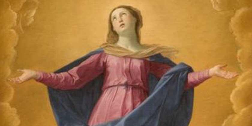 L'Assunzione di Maria in cielo – 2