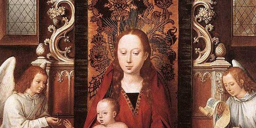 """Vergine prudentissima"""