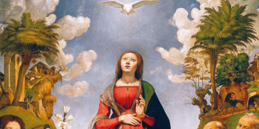 """Vergine degna d'onore"""