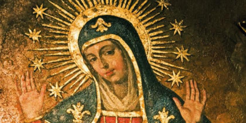 """""""Dimora tutta consacrata a Dio"""""""