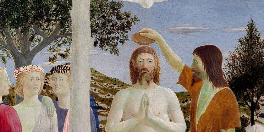 Battesimo d'acqua e di Spirito Santo