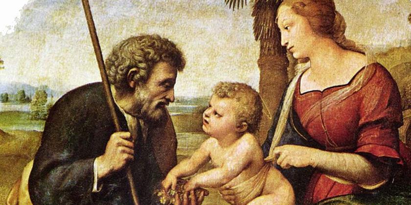 Dio si fa uomo in una famiglia