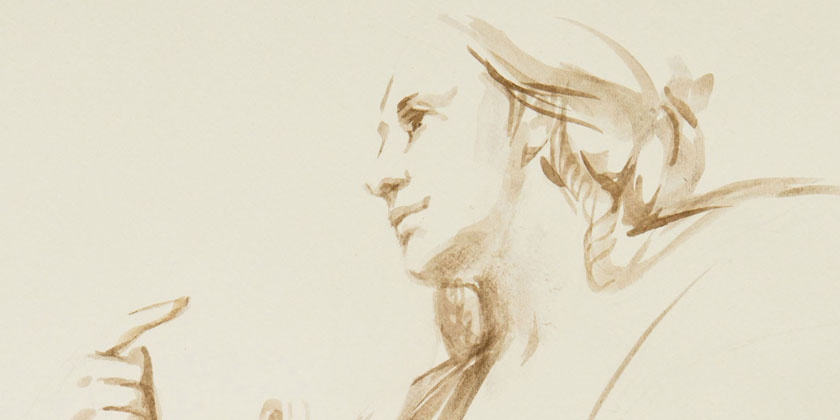 Sorpresi dall'amore: Pietro e la Samaritana