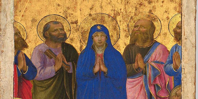 """""""Regina degli apostoli"""""""