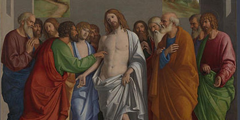 Uno sguardo sugli apostoli nel triduo Pasquale