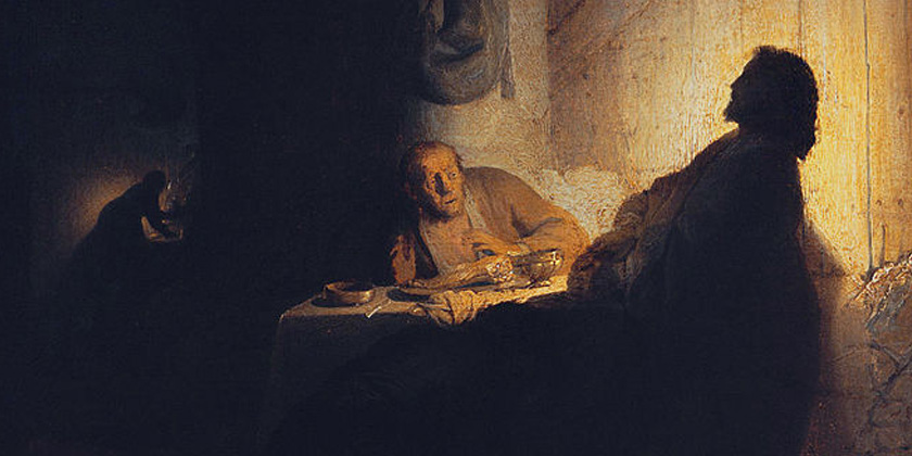Il Risorto, Emmaus e l'Eucaristia