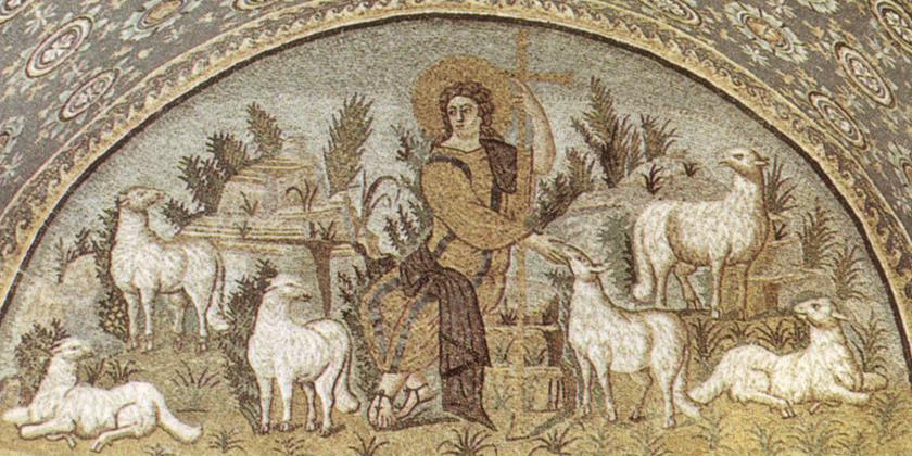 Il pastore bello dà la sua vita