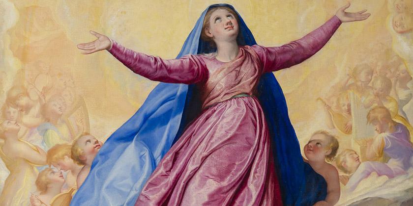 """Maria Assunta in cielo"""